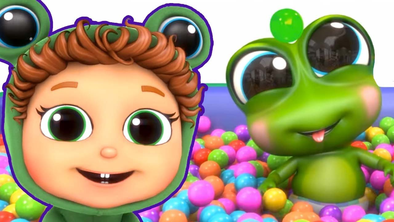Leap Frog | Educational | Songs for Kids - YouTube