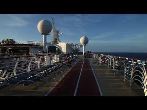 Adventure Of The Seas - Leaving Aruba.....