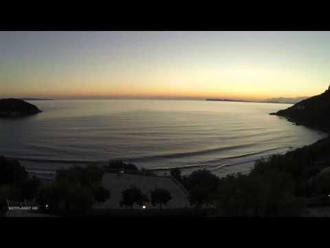 Arilla Beach Perdika, Sunset