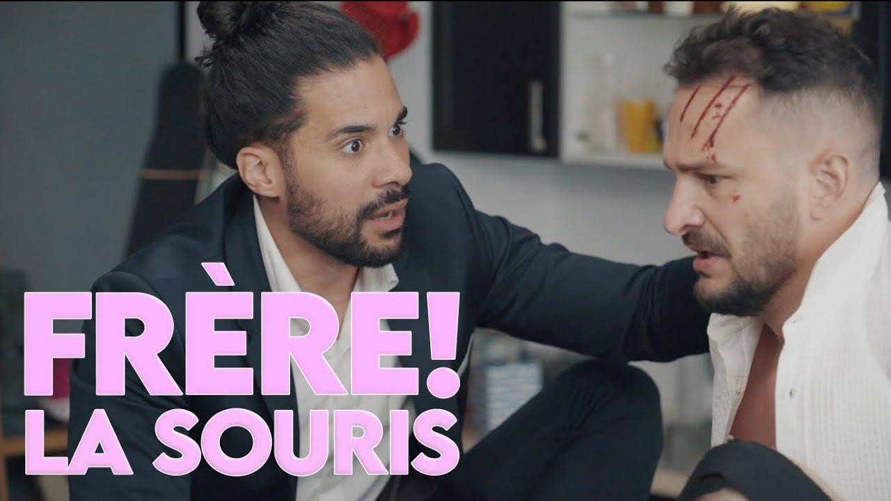 FRÈRE! – LA SOURIS