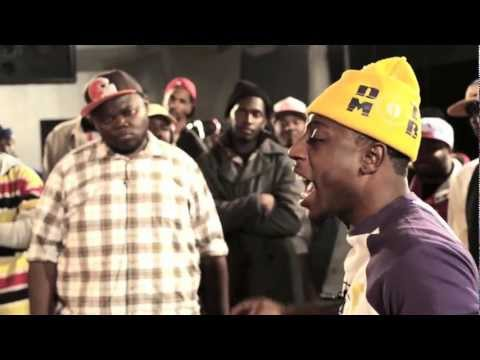 Rap Battle America - K-SHINE vs. BIG WILL BATTLE