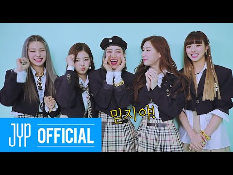 """Download ITZY """"WANNA BEHIND"""" EP.08"""