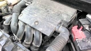 Неисправность стартера ford fusion(, 2011-09-12T16:28:40.000Z)