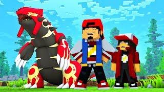 Minecraft: PRIMAL GROUDON- POKEMON #26 ‹ EduKof Games ›