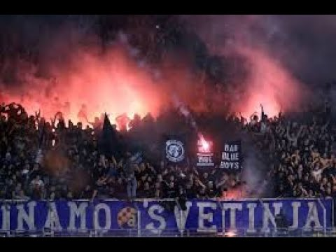 Dinamo Zagreb Ultras Bad Blue Boys Best Moments Youtube