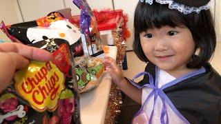ハロウィン お菓子屋さん お買い物ごっこ お楽しみ袋 Halloween Candy Shop