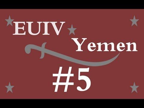 Let's Check Out Europa Universalis IV - Yemen 5