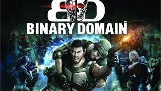 Binary Domain Collection - Gameplay