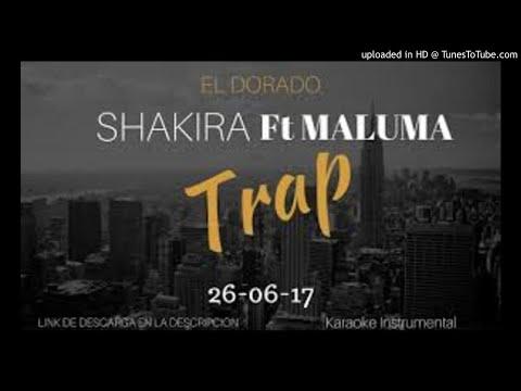 Shakira - Trap (Audio) ft. Maluma.mp3. Link de descarga en la descripción.
