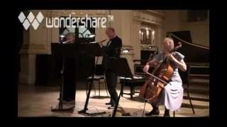 William Bennett & Kate Hill, Flute duet,Haydn London Trio No 1 in C