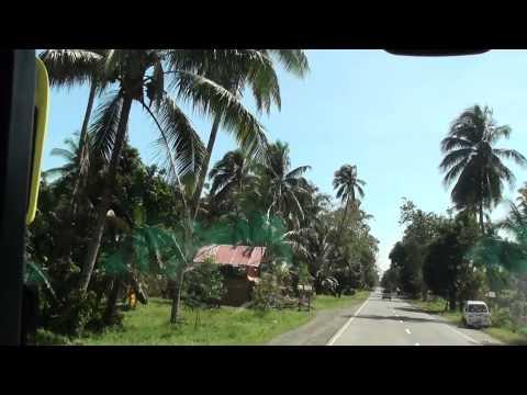 Travel with me from Jabonga, Agusan del Norte to Cabadbaran City