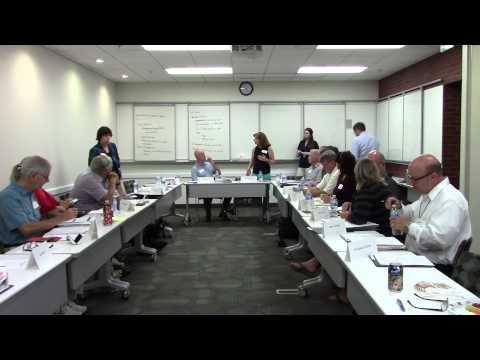 APFO Meeting #6 August 26, 2015