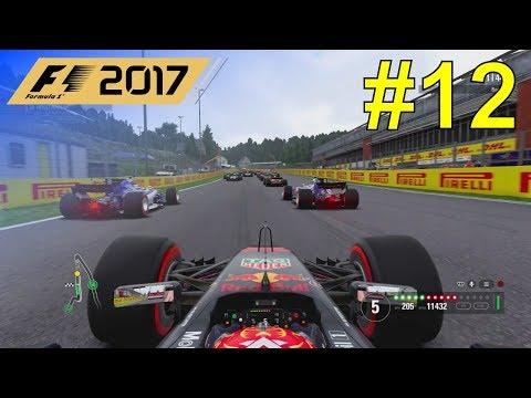 F1 2017 - Let's Make Verstappen World Champion #12 - 100% Ra