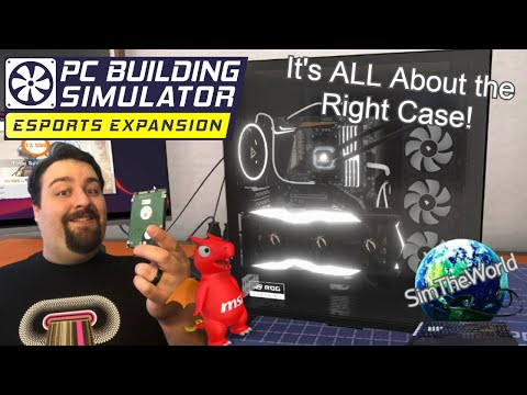 Installing a NEW 2080 TI! - PC Building Simulator Esports Expansion Ep. 14 |