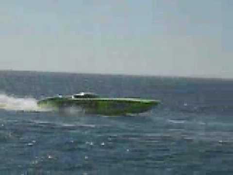 2008 Key West World Powerboat Championship