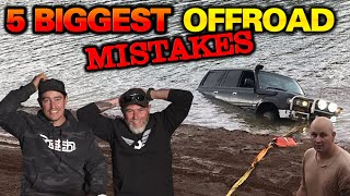 WHAT MOST 4WDERS GET WRONG! Graham & Shauno's Expert Advice! + 4WD Fails // The Shed Ep 12