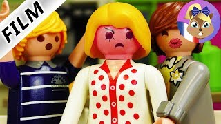 Film Playmobil en français - L'ami de Papa drague Maman! Est-il amoureux d'elle?