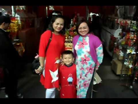 asian garden mall flower festival tet 2017 - youtube