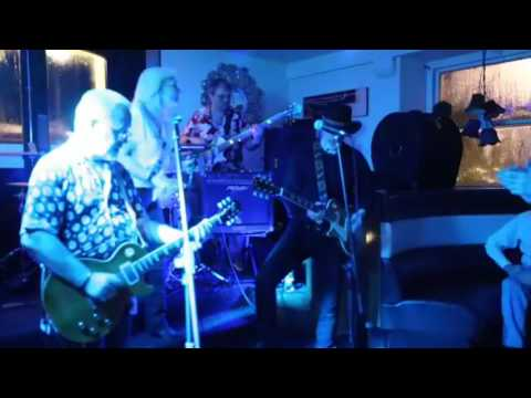 Blue Touch- Live at The East Bar, Swanage Blues Festival March 2017