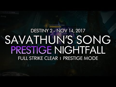 """Destiny: Weekly Nightfall Strike """"The Summoning Pits"""" Flawless Solo Gameplay 3x Loot from YouTube · Duration:  10 minutes 41 seconds"""