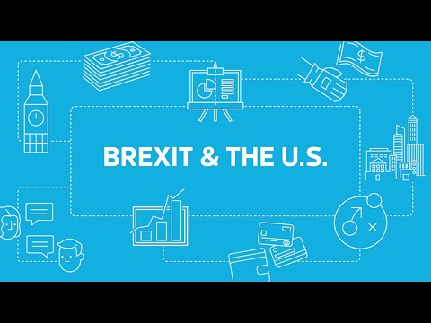 Brexit And The U.S. | The Real Economy With Joe Brusuelas