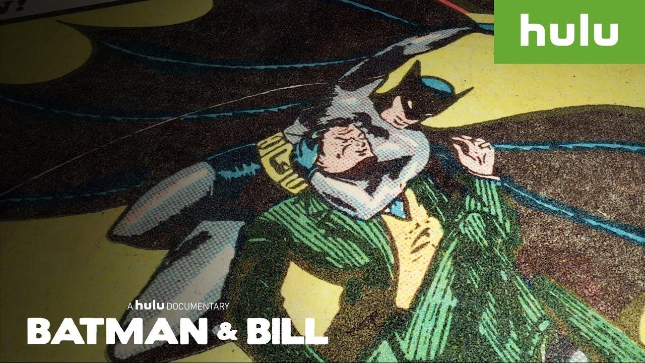 Batman and Bill: Trailer (Official) • A Hulu Documentary