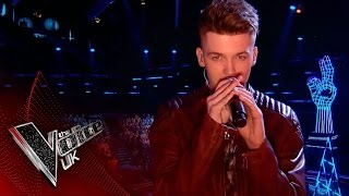 Jamie Miller performs 'Shape Of You': The Final | The Voice UK 2017