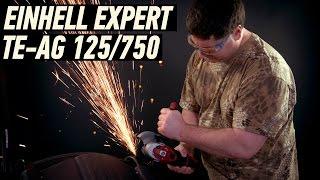EINHELL EXPERT TE-AG 125/750: БЮДЖЕТНЫЙ ИСКРОГЕНЕРАТОР