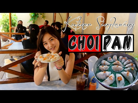 Menyantap Gurihnya Choipan Kuliner Khas Kota Singkawang - SINGKAWANG KULINER