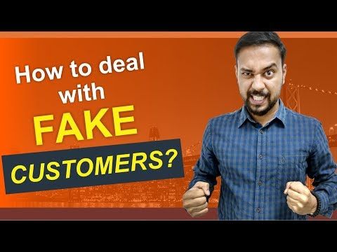 Amazon (FBA & FBM) Returns - 😎FAKE CUSTOMERS😎 How To Manage Or Control Returns & Refunds On Amazon