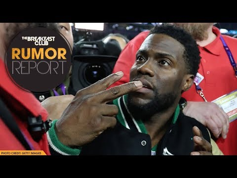 Drunk Kevin Hart Denied By Security Trying To Get On Super Bowl Stage Mp3