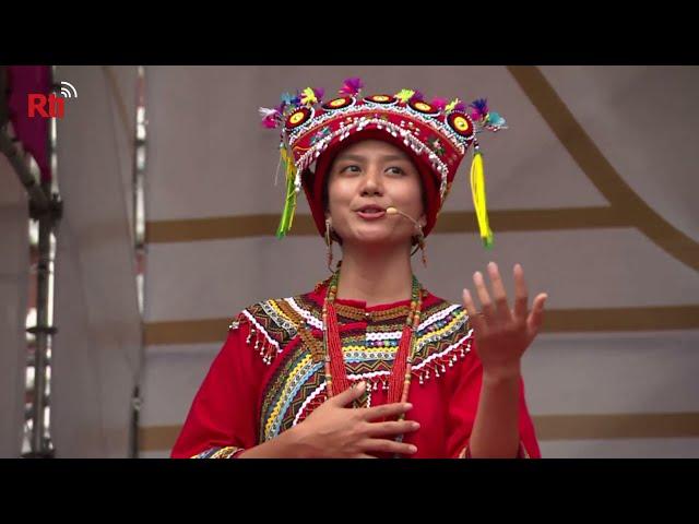 【央廣】2021 國慶禮讚 National Day Tribute :《 Shenai 原住民孩子合唱團 》獻唱 〈手牽手〉(2021.10.10)