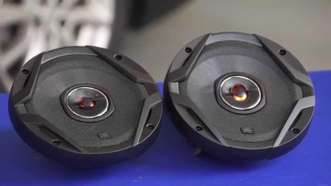 Jbl Gx Car Speakers Crutchfield Video Youtube Parallel Wiring