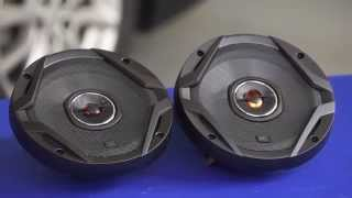 JBL GX car speakers | Crutchfield video