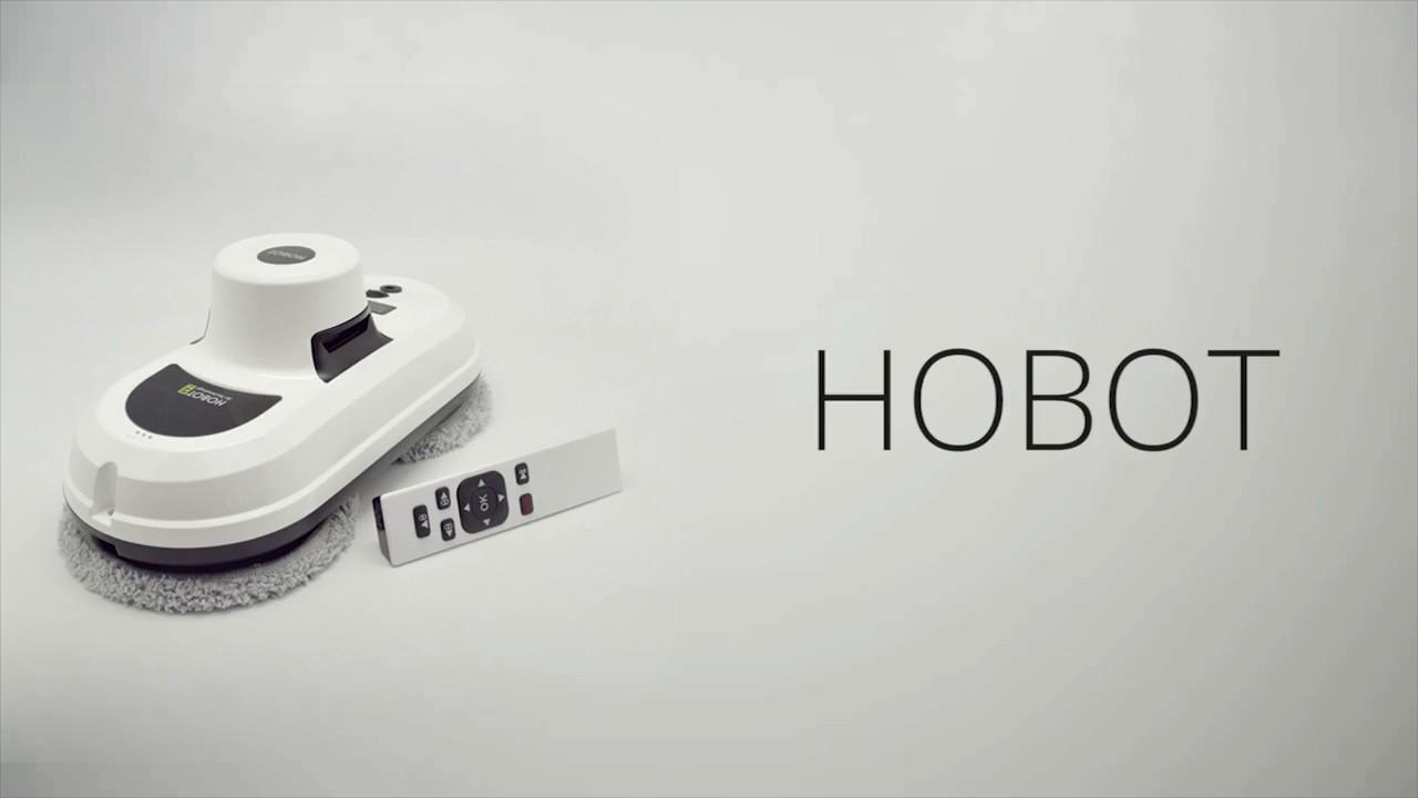 Универсальный робот мойщик окон HOBOT 188