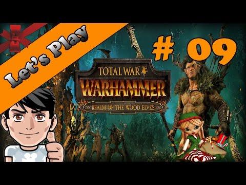 Total War: WARHAMMER saison 1 épisode 9 - Les Elfes Sylvains ! Let's Play FR