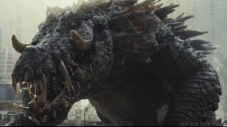 Giant animals vs The army fight scene | BEST MOVIE CLIP |