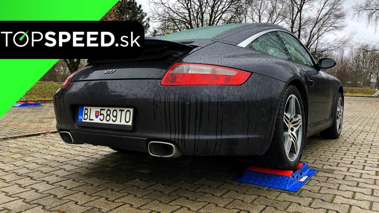 70edeb7a5e Porsche 911 Targa4 997 4x4 test - TOPSPEED.sk - YouTube