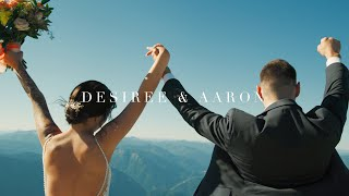 Desiree & Aaron | Wedding Video | Peaks and Vows