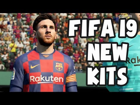 How To Install New Kits In FIFA 19 [Download Link] | All Major Teams | Credits To ModdingWay