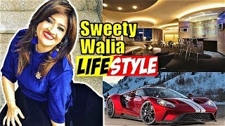 Sweety Walia Lifestyle, Roshni Walia  Mother Biography & Secret Facts, Net Worth, Husband, Real Age,