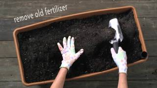 Winterizing Your EarthBox Gardening System