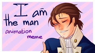 【Hamilton】I AM THE MAN【Animation Meme】