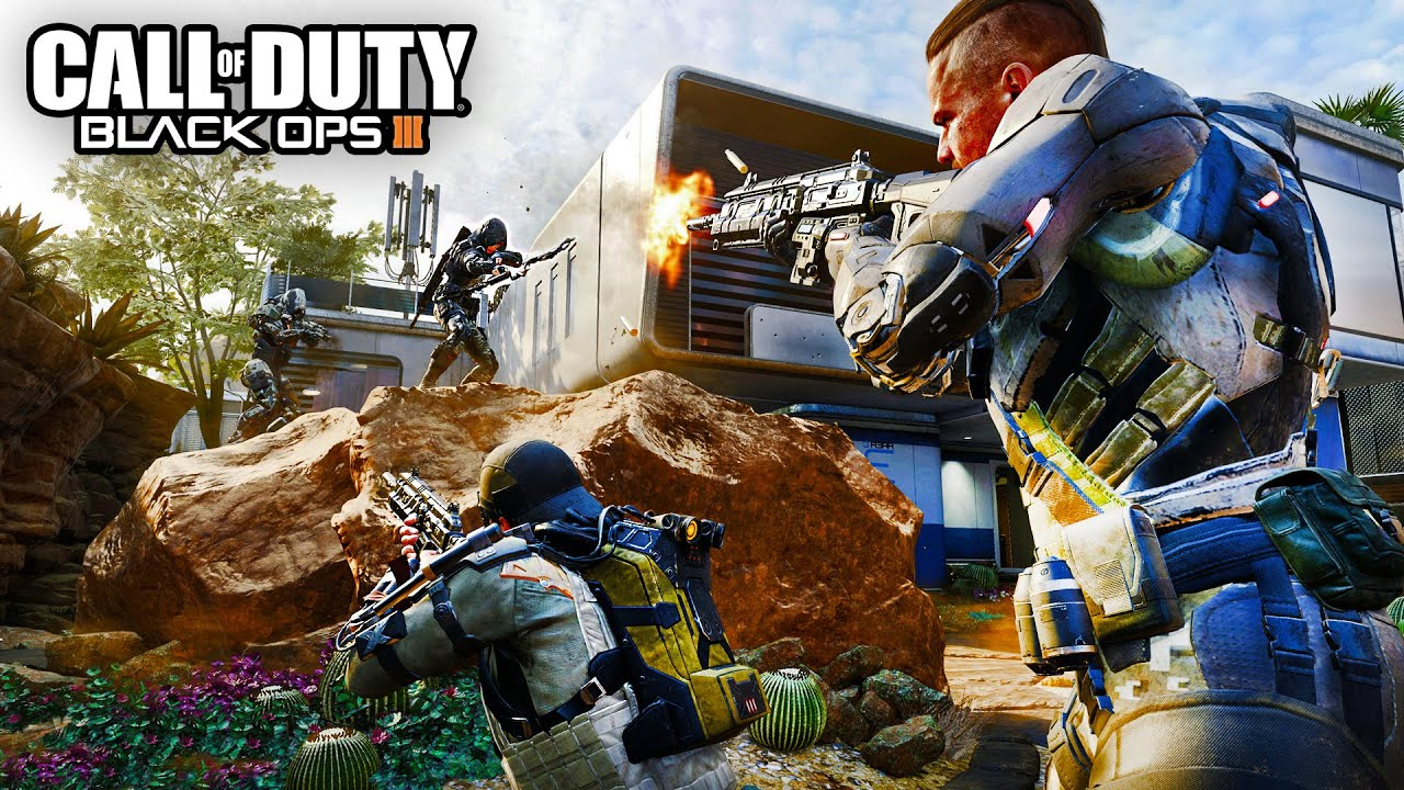 Call of duty black ops 3 matchmaking not working