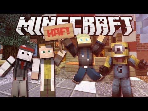[GEJMR] Minecraft -  HAF! HUÁÁÁ 😅 - Zrádci, nevinní a detektivové #8