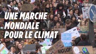 Manif pour le climat : 40 000 personnes à Paris