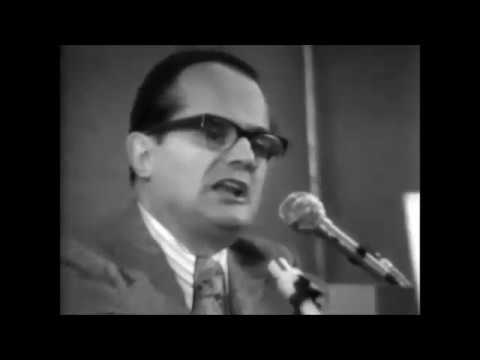 Ernest DeMaio UE CACOSH Conference 1972 Medical Committee for Human Rights