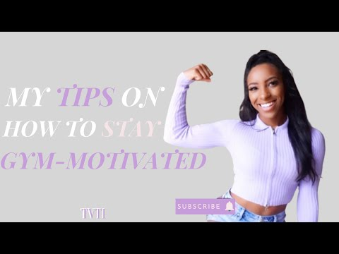 7 WAYS TO STAY GYM MOTIVATED THIS HOLIDAY SEASON | #GYMMOTIVATION