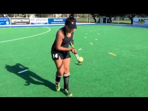 Anuschka Bennet, South Africa - Field Hockey Recruiting Video