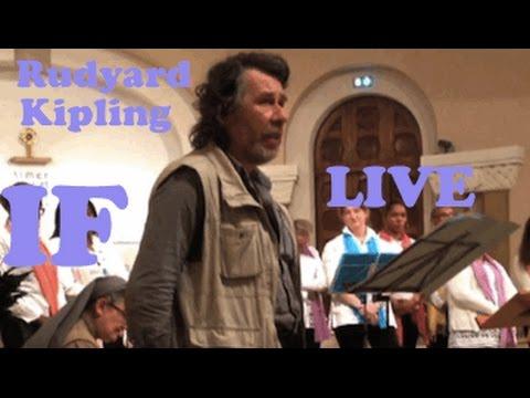 Rudyard Kipling's 'If' Read LIVE By OÁC - Ar.de.el.en.es.fr.it.pt.rusubs